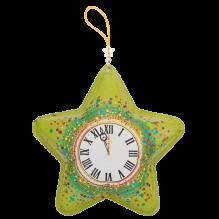 1887_Звездочка часы с новым годом2