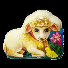 3539_овечка на лугу